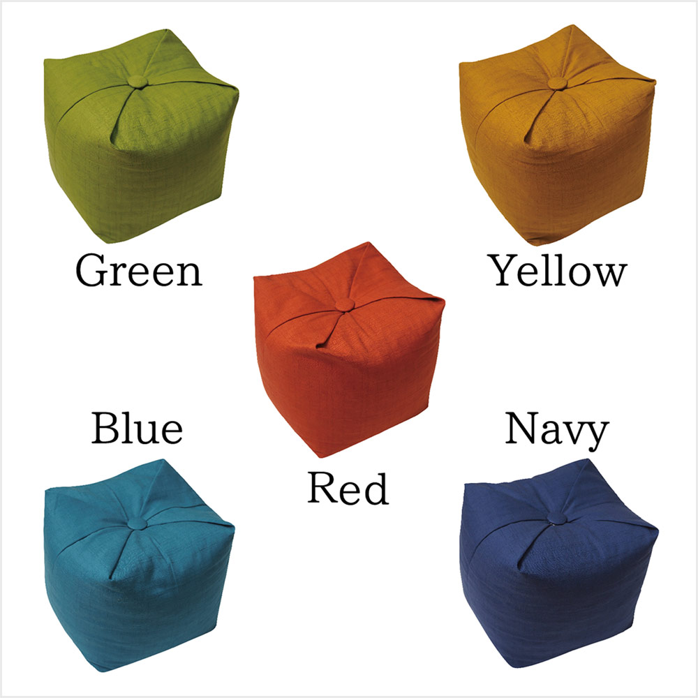 お部屋を彩る和の5色