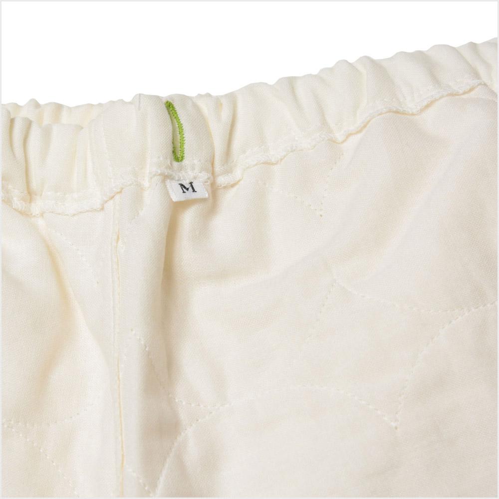 新夏用アイディングパジャマ(半そで)の特長